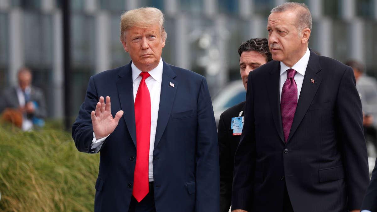 USA – Turquie : nouvelles menaces de sanctions réciproques entre Trump et Erdogan