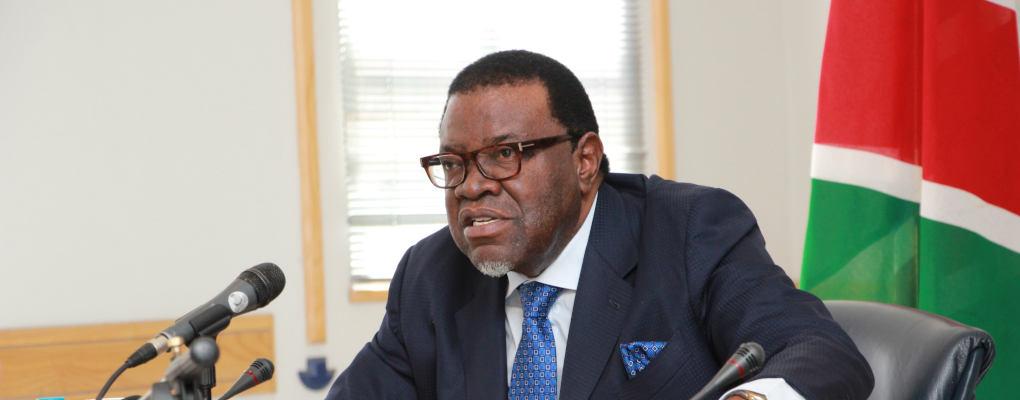 Redistribution des terres en Namibie : le président veut accélérer le processus