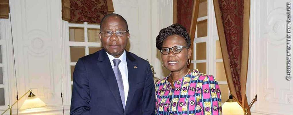 Bénin – Opérationnalisation de la  Haute Cour de Justice : C. de Dravo Zinzindohoué chez Houngbédji