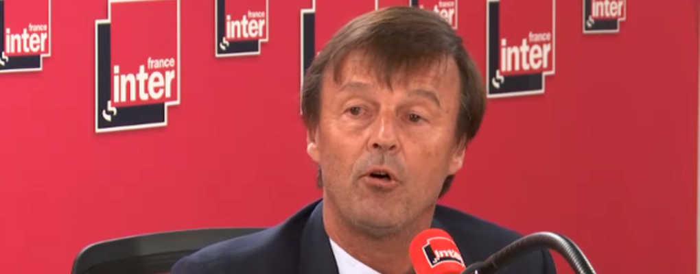 France : Le ministre Nicolas Hulot démissionne (vidéo)