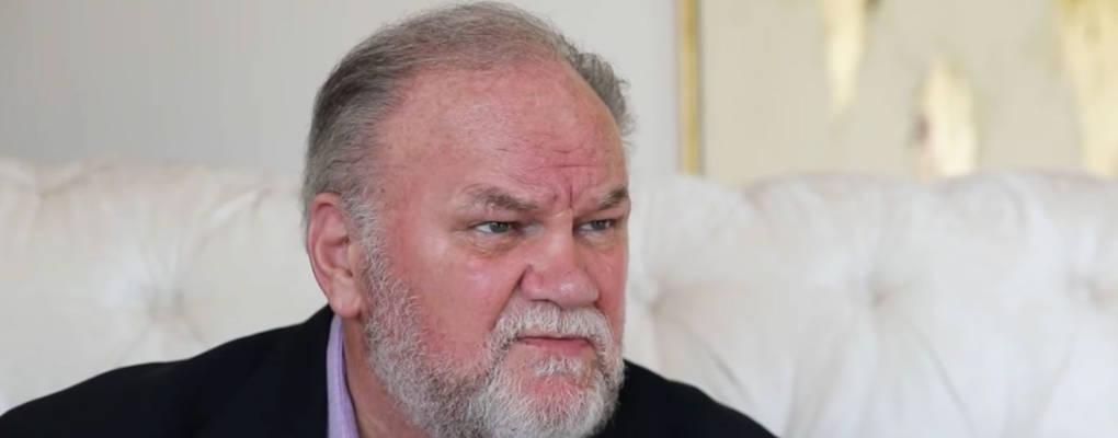 Royaume-Uni : la nouvelle charge du père de Meghan Markle contre la famille royale