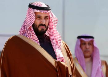 Mohammed ben Salmane. Photo Faisal Al Nasser/Reuters