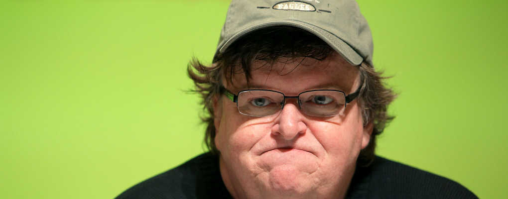 USA : Michael Moore sort un film contre Donald Trump