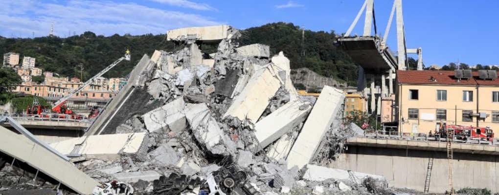 Effondrement d'un pont en Italie : les derniers développements