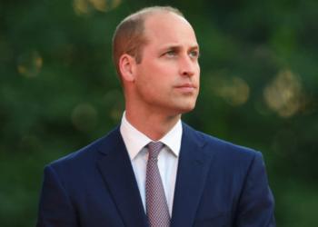 Prince William (Photo Royal UK)