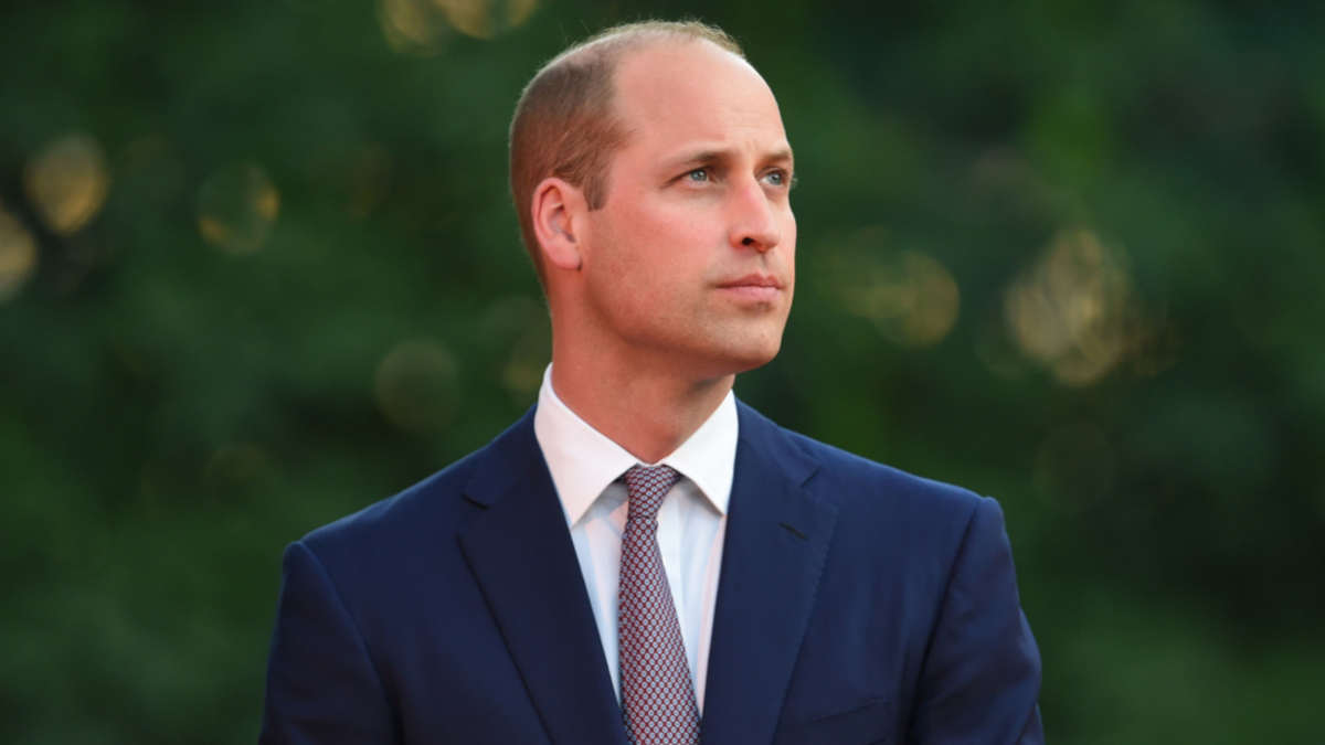 Prince William (Photo Royal UK)