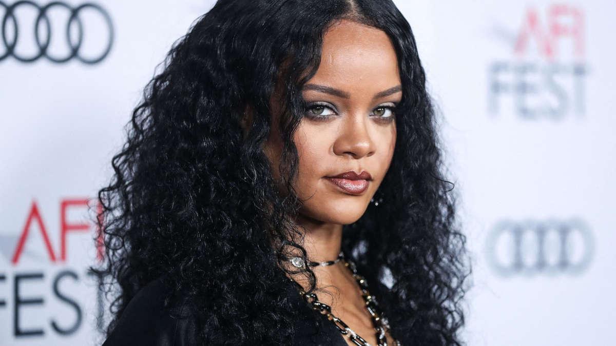 Vogue UK : Rihanna, première femme noire en couverture
