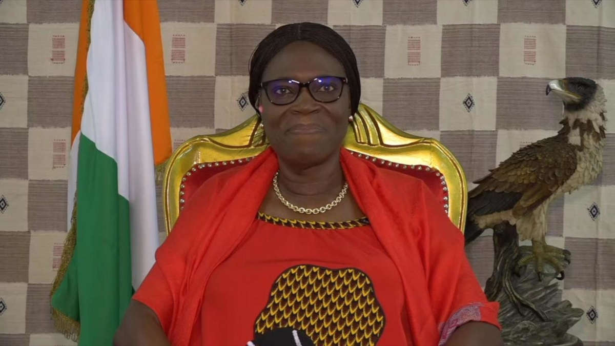 Simone Gbagbo (Photo Youtube)