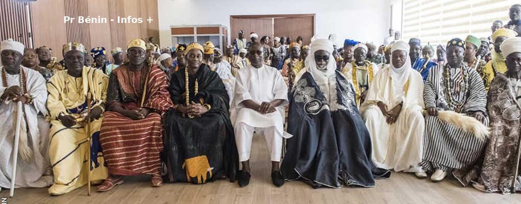 Chefferie traditionnelle au Bénin : Talon veut réformer le secteur