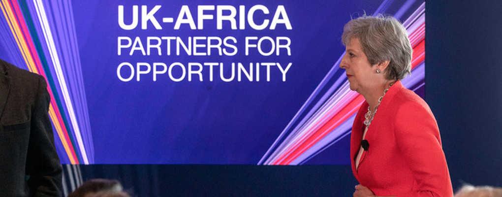 Après le Brexit, Theresa May veut développer les investissements en Afrique