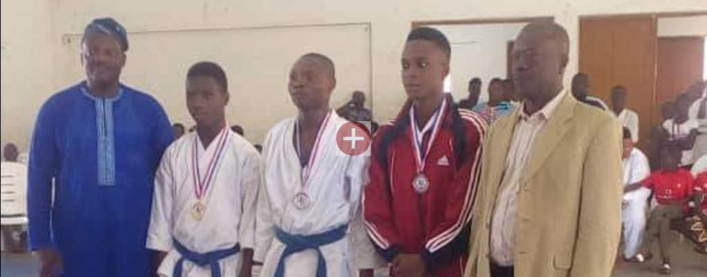 Coupe «Honorable Patrice Nobimè» de Karaté au Bénin : 96 karatékas ont jaugé leur niveau