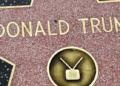 Donald Trump : Un cercueil déposé près de son étoile à Hollywood