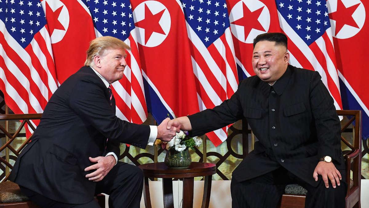 USA :  Donald Trump remercie Kim Jong-Un et fait une promesse