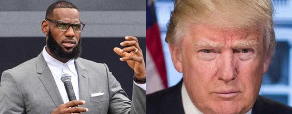 USA : LeBron James n'est pas intelligent, selon Donald Trump