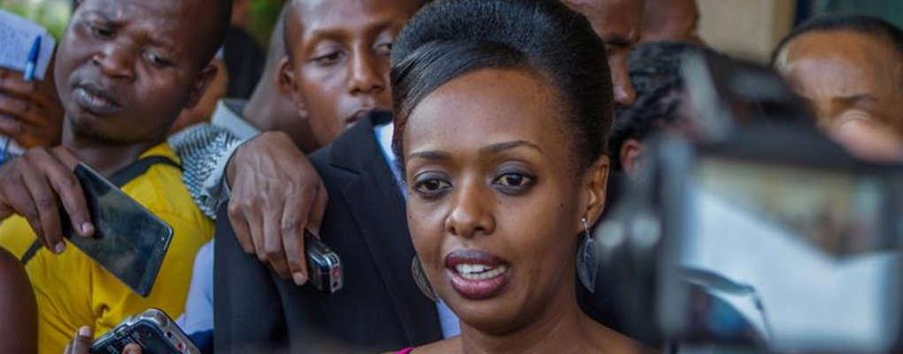 Rwanda : l'opposante Diane Rwigara sera jugée pour insurrection