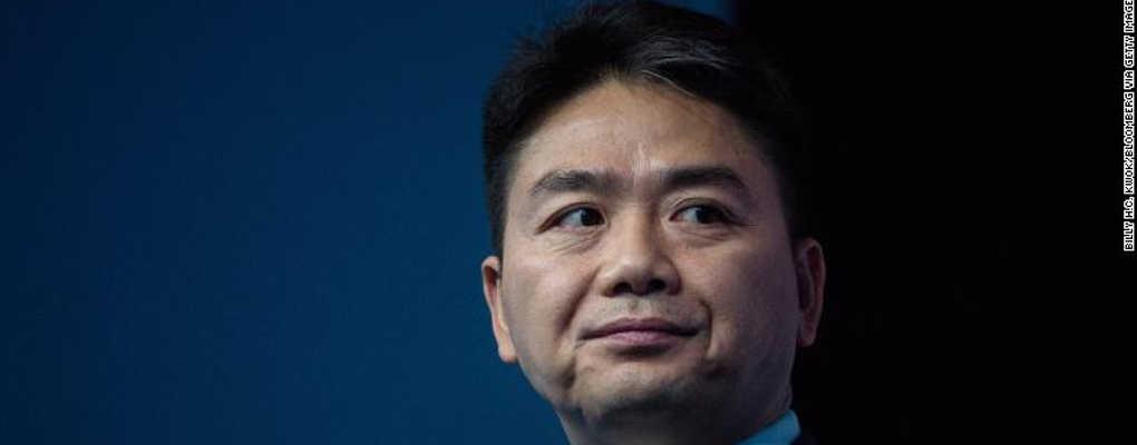 Accusé de viol, le milliardaire chinois Richard Liu arrêté aux USA