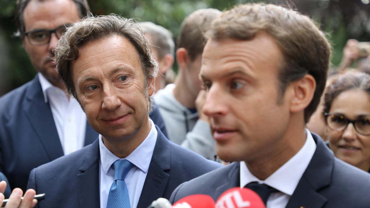 France : le gouvernement répond sèchement à Stéphane Bern