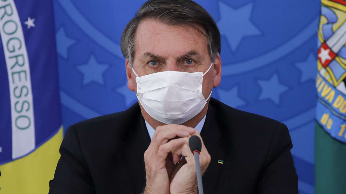 Jair Bolsonaro  - Photo: Sergio Lima Agence France-Presse