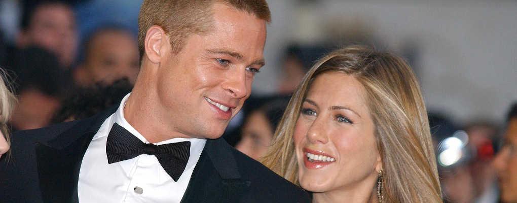 Brad Pitt et Jennifer Aniston se sont rencontrés en secret chez Georges Clooney