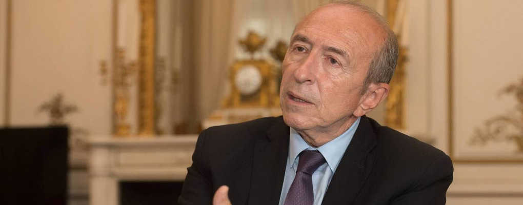 France : quand le ministre Gérard Collomb critique son propre camp