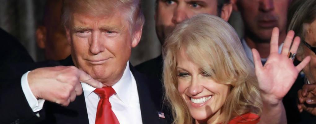 USA : Kellyanne Conway, proche conseillère de Trump a été victime d'agression sexuelle