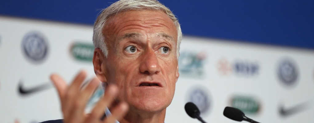 Football : la charge de Didier Deschamps contre Ousmane Dembele