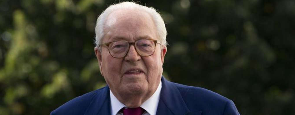 Guerre d'Algérie : Jean-Marie Le Pen s'oppose à Macron