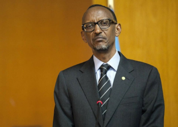 Paul Kagame (Photo Getty Image)