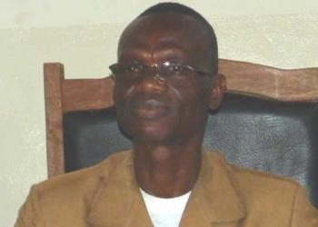 Le Préfet Christophe Mègbedji