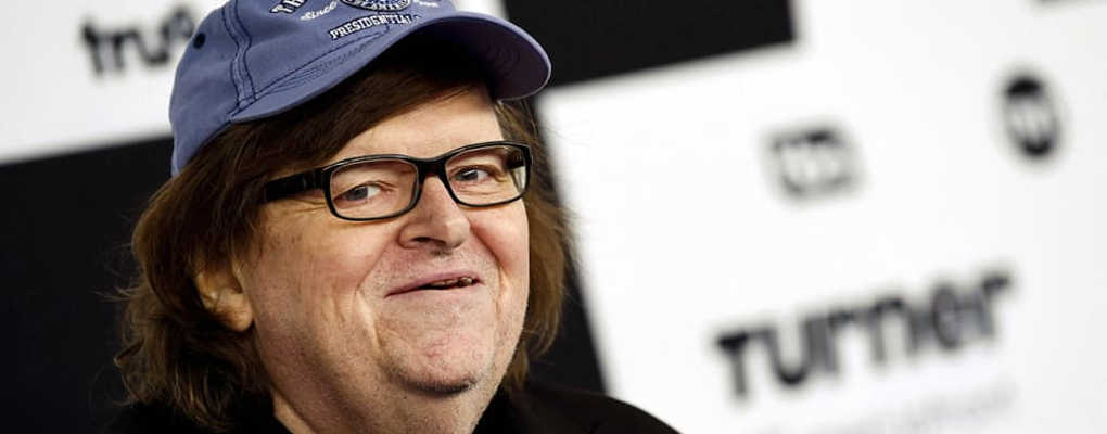 USA : Michael Moore affirme que Trump a été candidat par jalousie