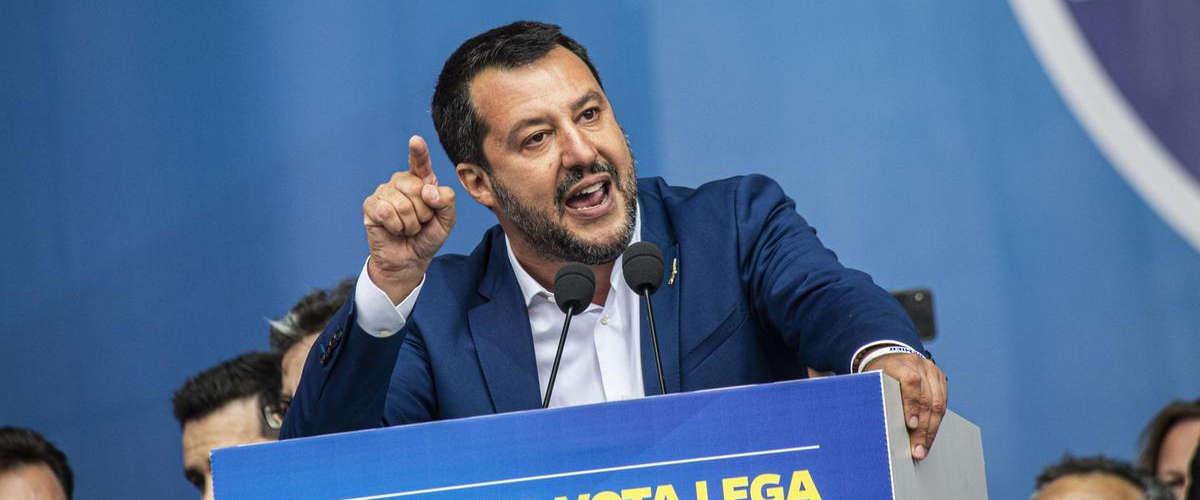 Sécurité des migrants qui retournent en Libye : Salvini renvoie à la France