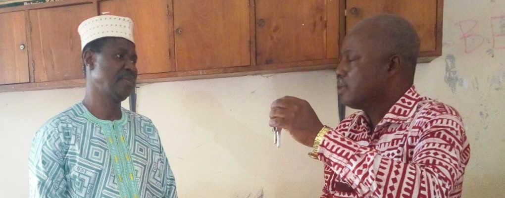 Bénin – Ceg L'Océan : Comlan Eliot Sèwagnon, le nouveau Directeur promet « rigueur, vérité et succès »