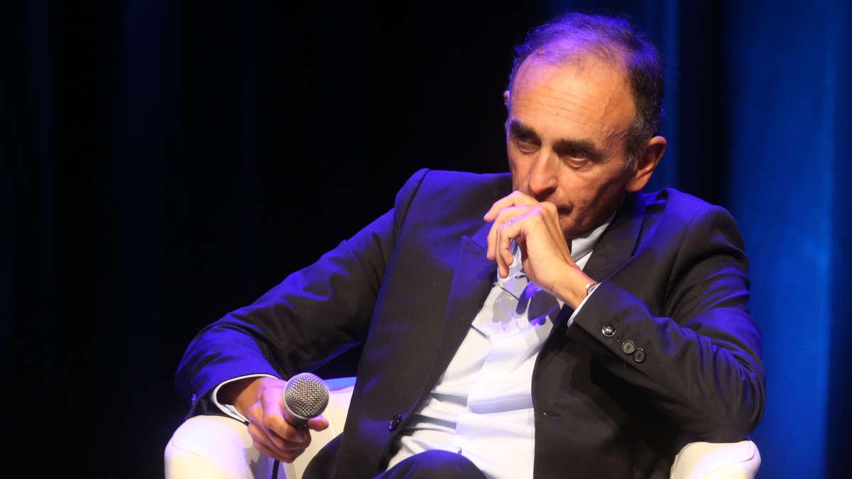 France : Zemmour critique Benzema, Adil Rami l'attaque