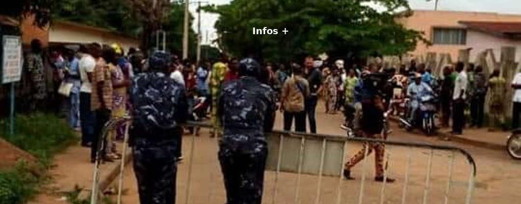 Bénin : Le siège de la CRIET à Porto-Novo militarisé ce matin