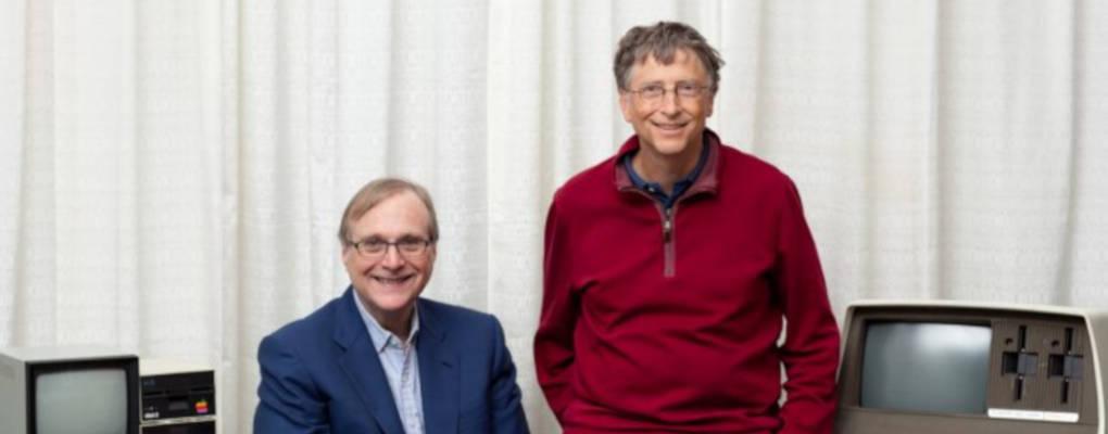 Microsoft : décès du cofondateur Paul Allen, réaction de Bill Gates