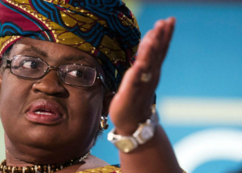 Ngozi Okonjo-Iweala (Photo Joshua Roberts/Reuters)
