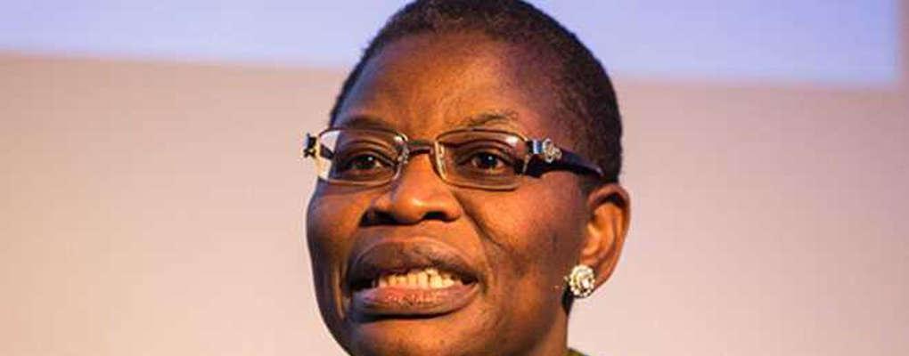 """Présidentielle au Nigéria : la femme derrière """"Bring back our girls"""" candidate"""