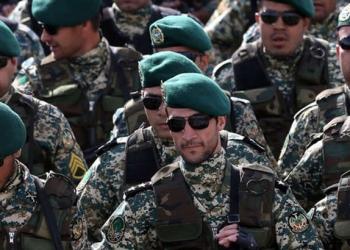 Des soldats iraniens
