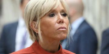 Brigitte Macron ©LUDOVIC MARIN / AFP