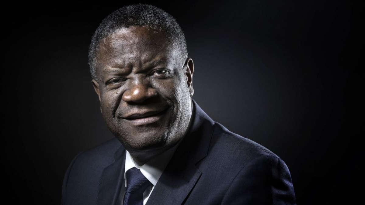 Denis Mukwege (Joel Saget / AFP)