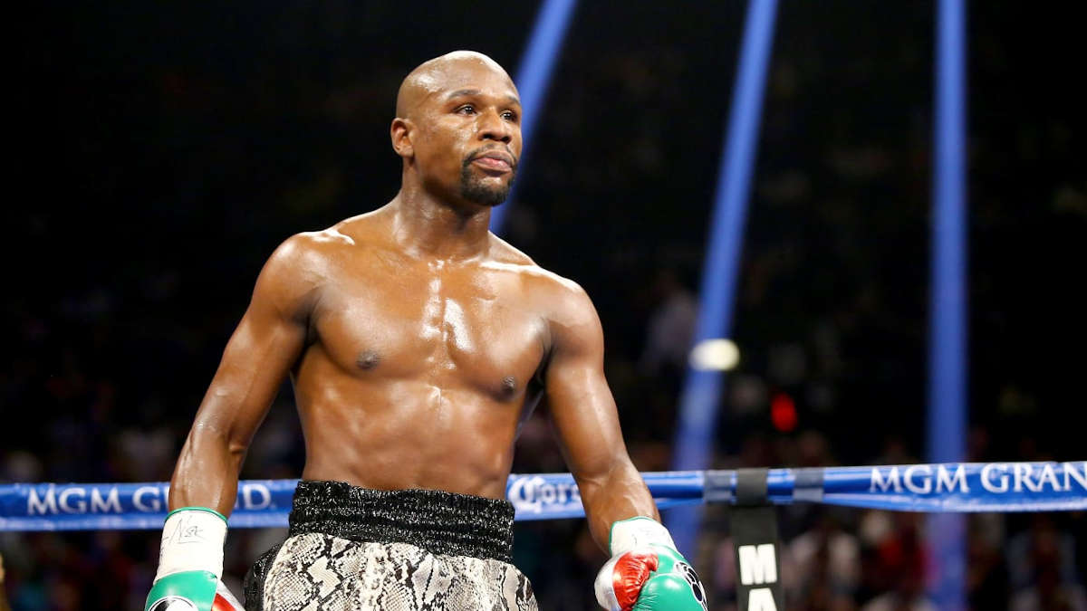 Floyd Mayweather (Photo : Getty Images)