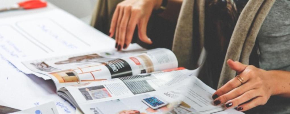 Face à la communication digitale, les supports papiers font de la résistance