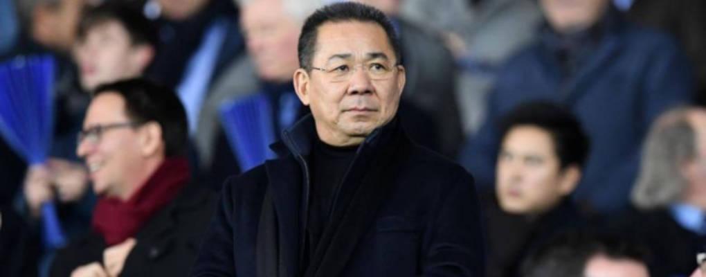 Leicester City : décès du président Srivaddhanaprabha dans l'accident d'hélicoptère