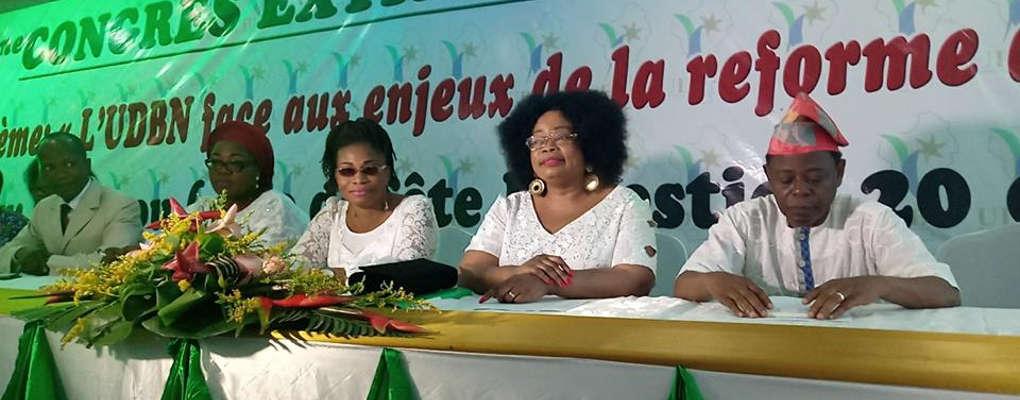 Législative 2019 au Bénin : Pourquoi l'UDBN de Claudine Prudencio a rejeté les blocs pro-Talon ?
