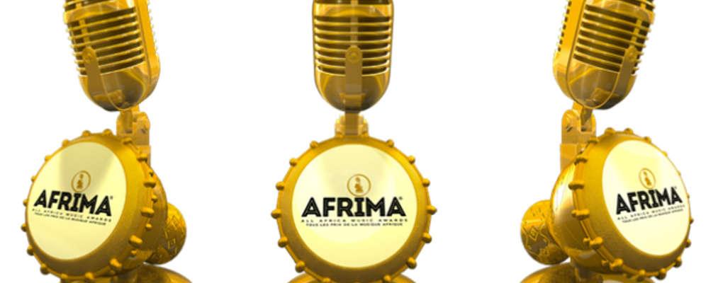 Afrima : liste des artistes récompensés