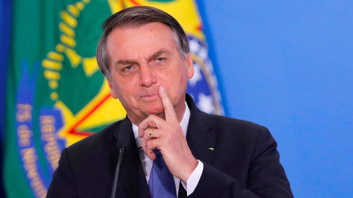 Jair Bolsonaro. Photo : Adriano Machado / Reuters