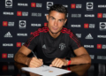 Cristiano Ronaldo va être le premier à recevoir le Paolo Rossi Award