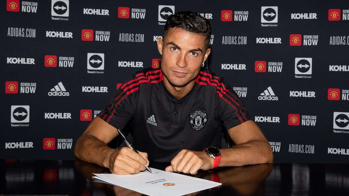 Cristiano Ronaldo  Crédit image : Getty Images