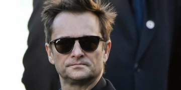 David Hallyday. Photo Bertrand GUAY/AFP