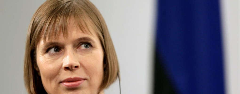 Bénin : La présidente de l'Estonie en visite en décembre prochain